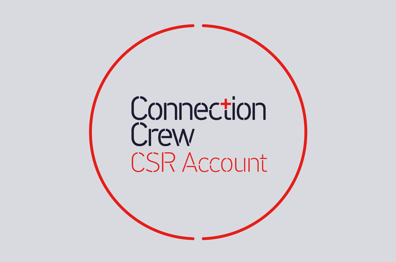 Connection Crew CSR Account