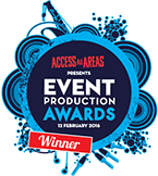 Event Production Awards Winner