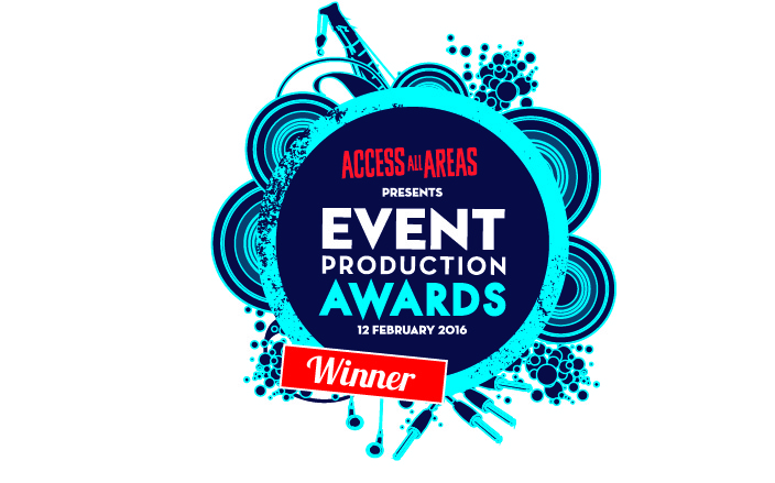 Event Production Show award winners' logo