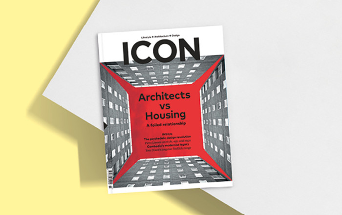 Architects vs Housing cover - Icon Magazine