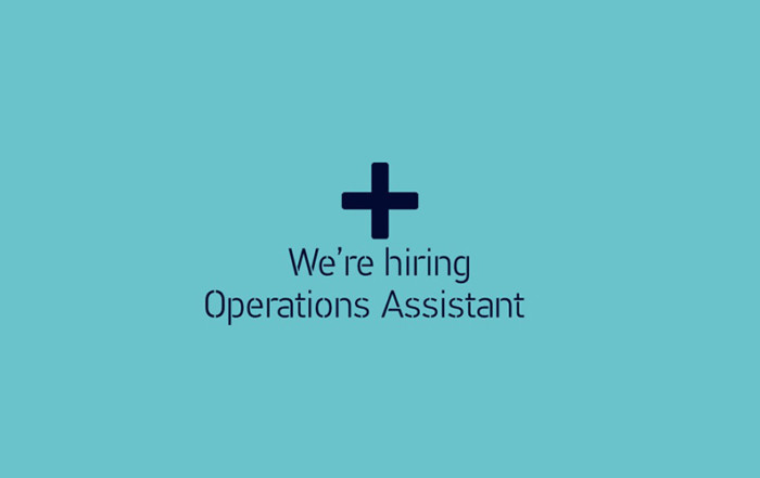 Text image: Operations Assistant
