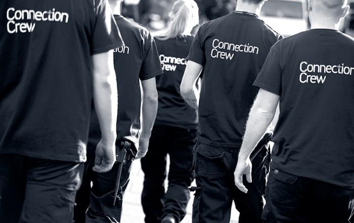 Connection Crew Team
