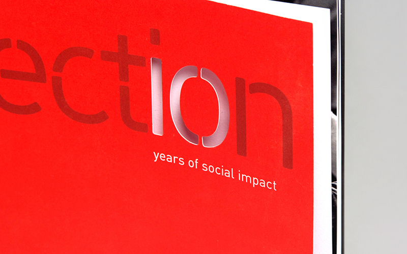 10 years of social impact report